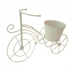 Bicicleta De Ferro Branca