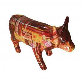 Cofre Ceramica Vaca