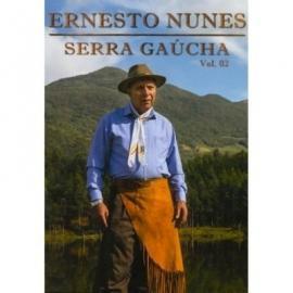 Dvd Ernesto Nunes Serra Gaucha