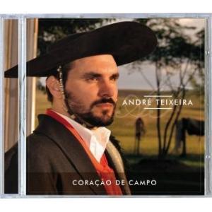 Cd Andre Teixeira Coracao Do Campo
