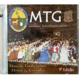 Cd Danças Tradicionalistas Mtg