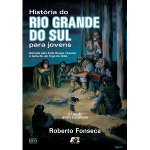 Livro Historia Rs Para Jovens