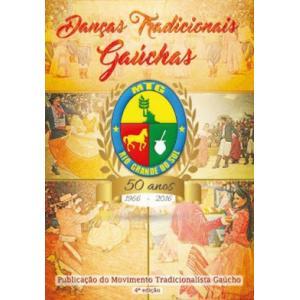 Livro Dancas Tradicionais Gauchas (4 Ed)