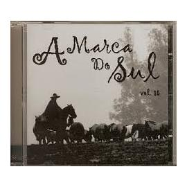 Cd A Marca Do Sul Volume 15