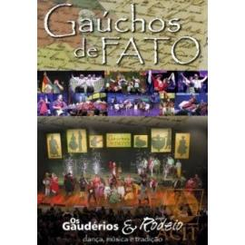 Dvd Os Gaudérios De Fato E Grupo Rodeio