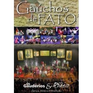 Dvd Os Gauderios De Fato