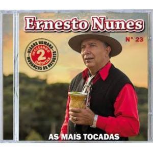 Cd Ernesto Nunes- As Mais Tocadas