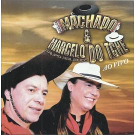 Cd Machado E Marcelo Do Tchê