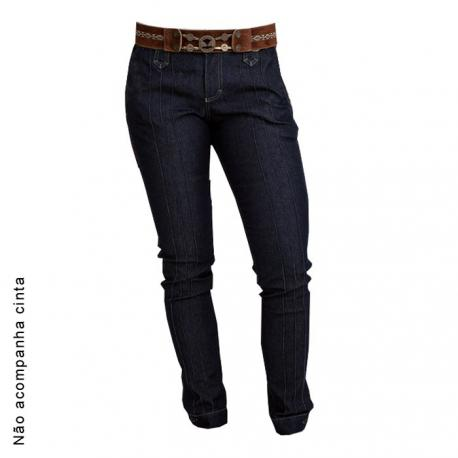 Bombacha Fem Pampa Sul Ginete Jeans