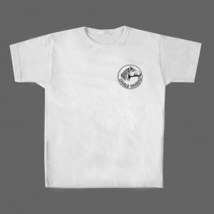 Camiseta Inf Bord Cc Branca (pp-m)