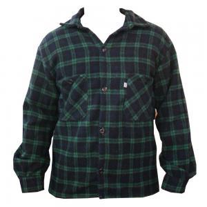 Camisa Termica Verde (38 - 52)