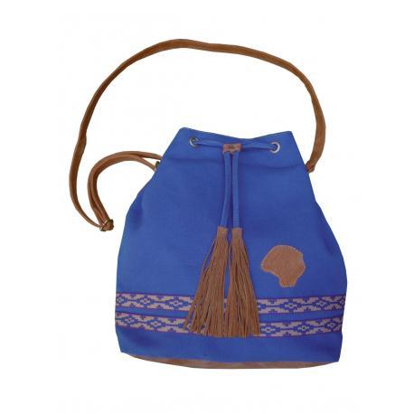 Bolsa Faixa Pampa Azul