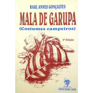 Livro Mala De Garupa