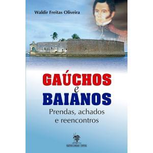 Livro Gauchos E Baianos