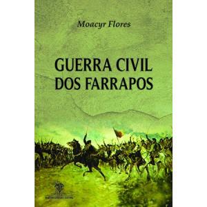 Livro Guerra Civil Dos Farrapos