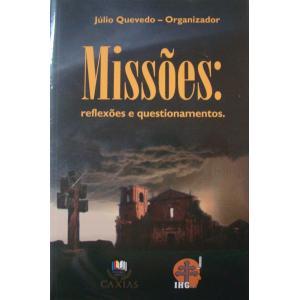 Livro Missões: Reflexões E Questionamentos