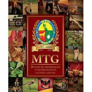 Livro Mtg 50 Anos