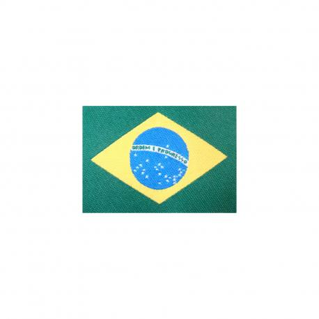 Bandeira Bordada Adesiva Br
