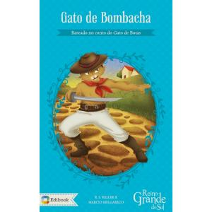 Livro Gato De Bombacha