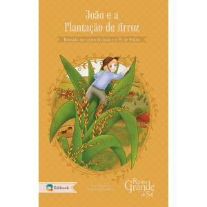 Livro João E A Plantação De Arroz
