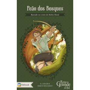 Livro Peão Dos Bosques