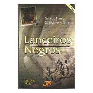 Livro Lanceiros Negros