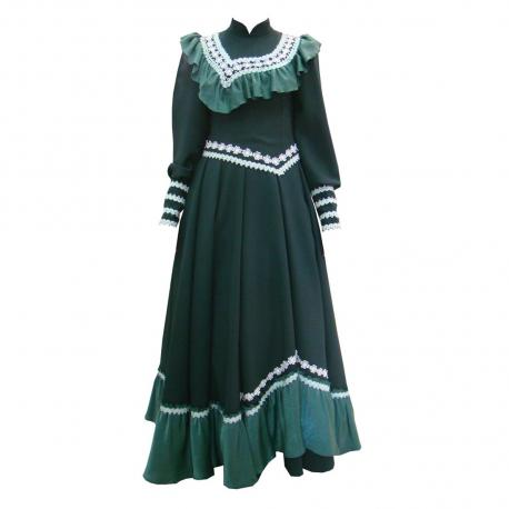 Vestido Adulto Tam/36