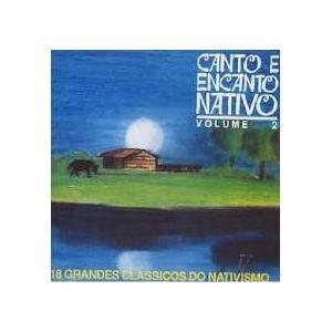 Cd Canto E Encanto Nativo Vol. 02