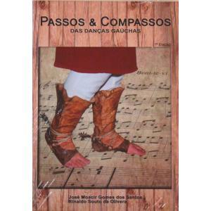 Livro Passos E Compassos Das Danças Gauchas