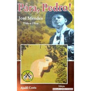 Livro Para Pedro - Biografia