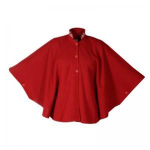 Capa Infantil Cru/vermelho M
