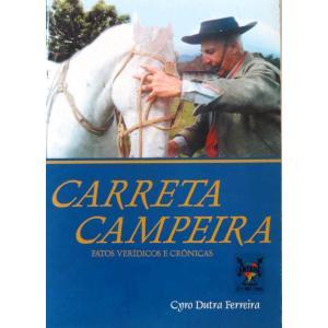 Livro Carreta Campeira