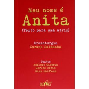 Livro Meu Nome é Anita Elma Sant'ana