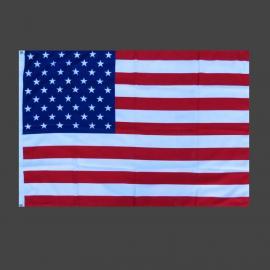 Bandeira P C/l Eua 090x128 2p