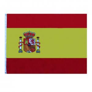Bandeira P C/l Espanha 090x129 2,0