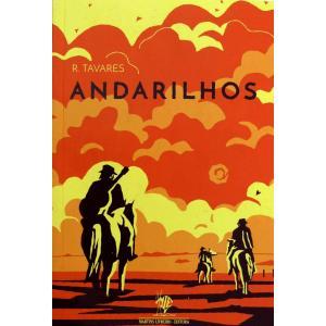 Livro Andarilhos