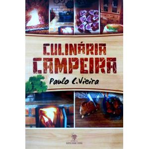 Livro Culinaria Campeira