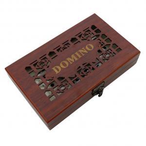 Domino Caixa Decorada Madeira Yl1525