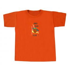 Camiseta Inf Bord Mas Bah Tche Cores (pp-m)
