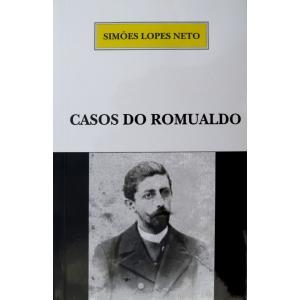 Livro Casos Do Romualdo