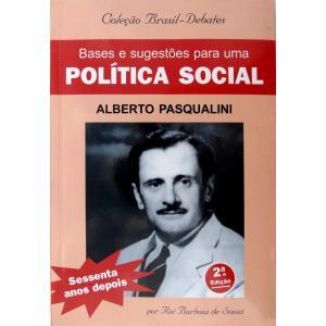 Livro Bases Sugestões P/uma Politica Social