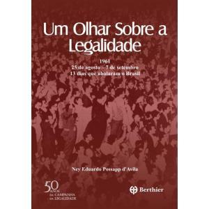 Livro Um Olhar Sobre A Legalidade