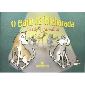 Livro Baile Da Bicharada, O