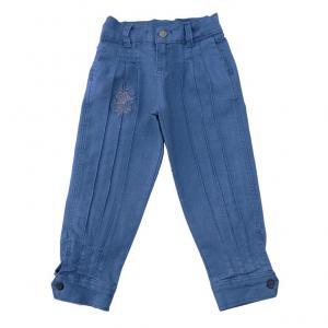Bombacha Inf. Fem Castelhana Jeans Bo (00-14) Infantil