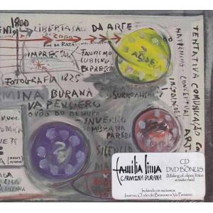 Cd Familia Lima - Carmina Burana Antidoto