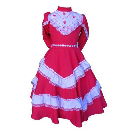Vestido Infantil 12