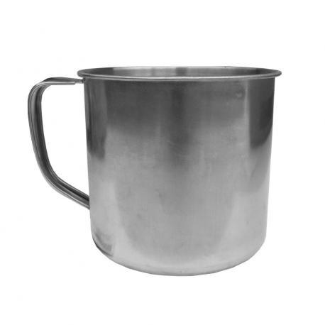 Caneca Metal 9x13x10cm Gr