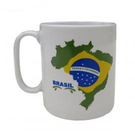 Caneca Gr 9x8 Brasil