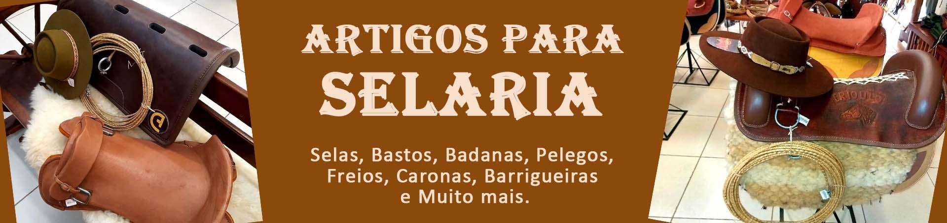 ACESSÓRIOS DE SELARIA