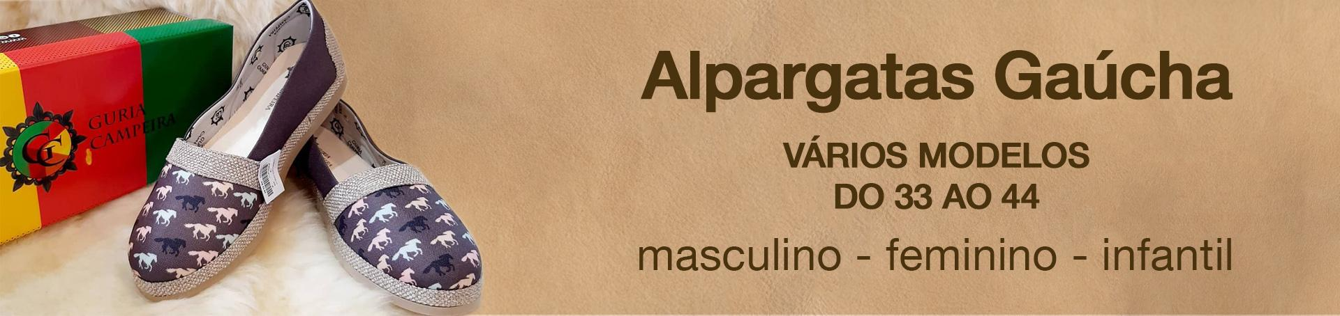 Alpargatas Gaúcha